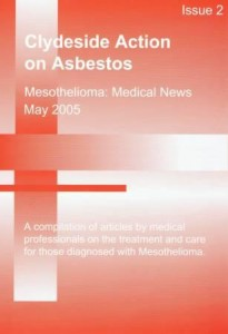 Mesothelioma Medical News - Issue 2