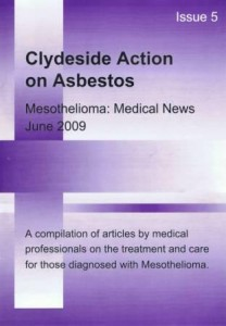 Mesothelioma Medical News - Issue 5