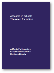 Asbestos in Schools - The need for Action
