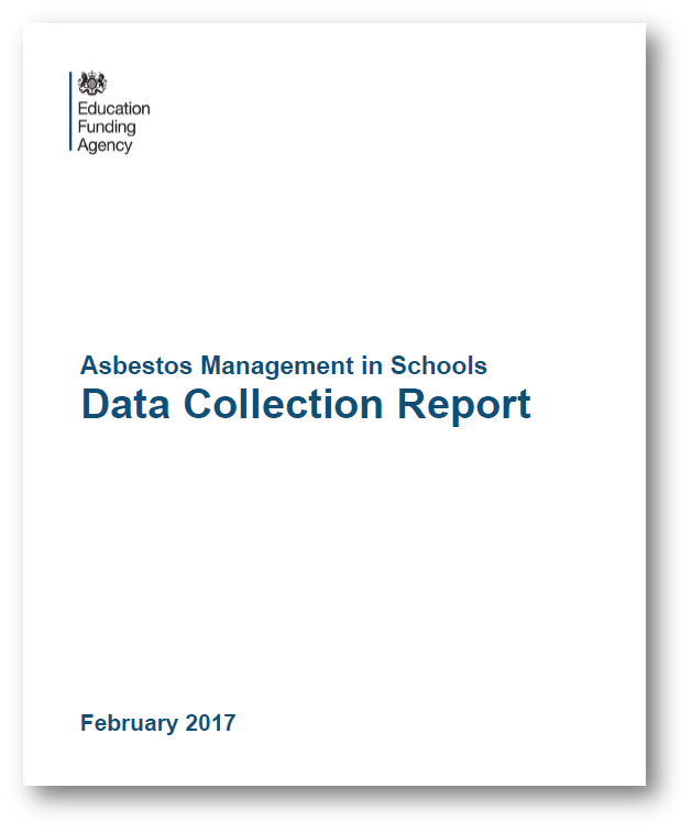 Asbestos Management in Schools - Data Collection Report 2017